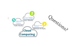 Cloud Computing [CSC550]