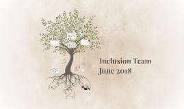 Inclusion Team