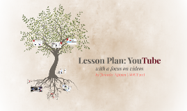 Youtube Lesson Plan