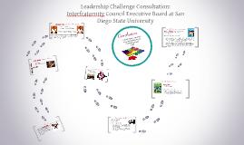 Leadership Challenge Consultation: