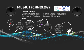 Copy of Copy of music technology and performance