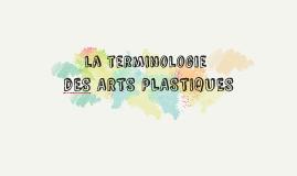 Copy of LES ARTS PLASTIQUES