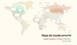 Mapa del mundo personal