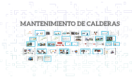 Copy of MANTENIMIENTO DE CALDERAS