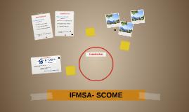 IFMSA- SCOME