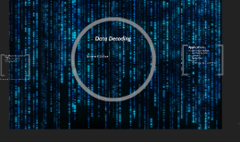 Data Decoding