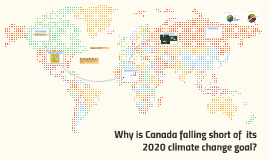 Why is Canada Falling Short of its 2020 Climate Change Goals?
