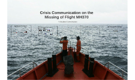 Copy of Crisis Management on the missing of flight MH370