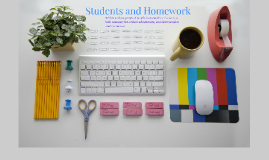 Students and Homework