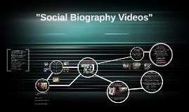 """De-Bug Webinar: Creating """"Social Biography Videos"""""""