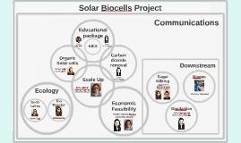 Solar Biocells Project