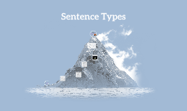 Copy of Sentence Types