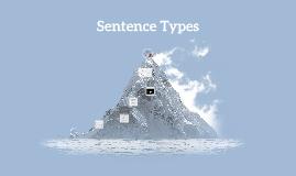 Copy of Sentence Types