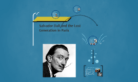 Salvador Dali and the Lost Generation in Paris