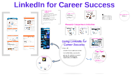 Copy of Copy of Using LinkedIn for Career Success