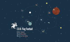 E.D.D. Flag Football