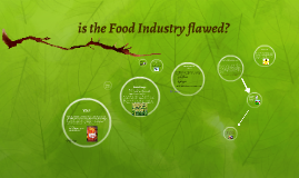 Is the Food Industry flawed?