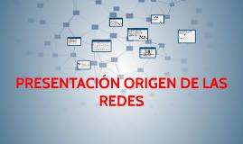 Copy of PRESENTACIÓN DE REDES INFORMATICAS
