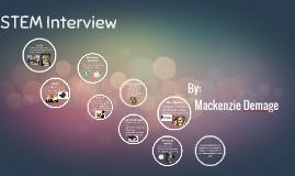 STEM Interview