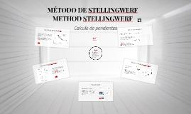 Método de Stellingwerf