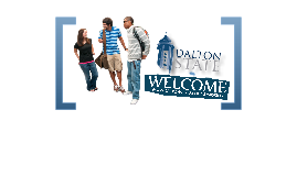 Why Dalton State is AWESOME!