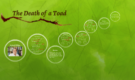 Copy of The Death of a Toad