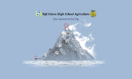 Taft Union High School Agriculture