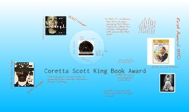 Copy of Coretta Scott King Book Award