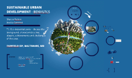 Copy of Sustainable Urban Development