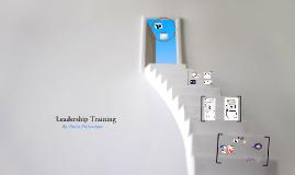 Copy of Leadership Training on Feedback