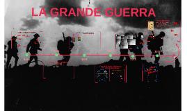 Copy of La grande guerra