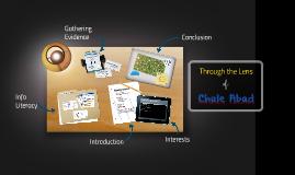 UNIV Individual Presentation