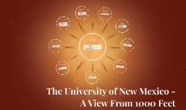 The University of New Mexico -