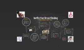 Ineffective Breastfeeding