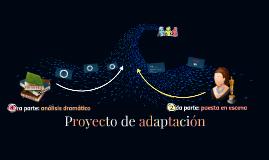 Proyecto de adaptación