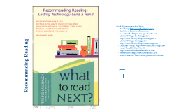 Copy of What to read next