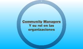Community managers y las organizaciones