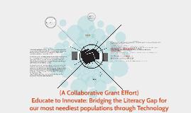 Bridging the Literacy Gap through Technology