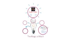 Magic of Math