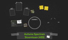 Autisme Spectrum Stoornissen (ASS)