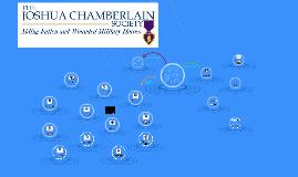 The Joshua Chamberlain Society Presented to NCL