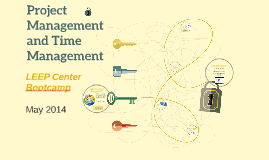 Project Management and Time Management