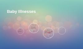Baby Illnesses