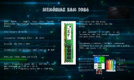 Copy of Memórias Ram DDR4