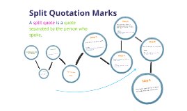 Copy of Split Quotations