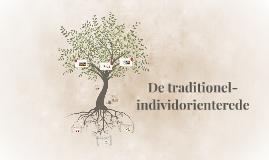De traditionel-orienterede