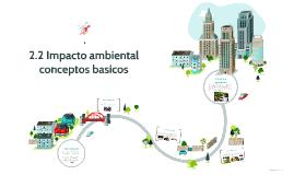 impacto ambiental conceptos basicos