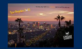 Los Angeles Orientation 2016