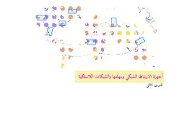 الشبكات السلكية واللاسلكية والإنترنت