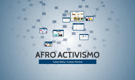 AFRO ACTIVISMO